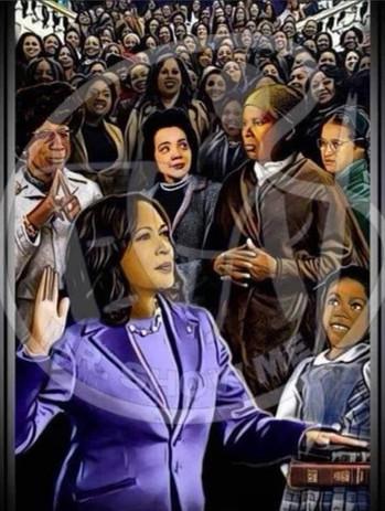 VP Kamala Harris & the Ancestors