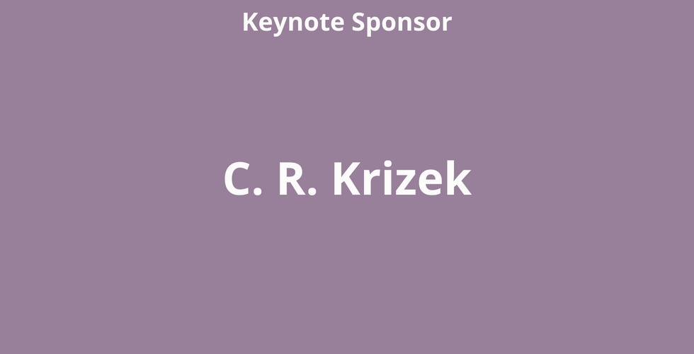 C. R. Krizek