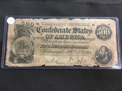 Currency from the Past