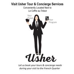 Usher Concierge Services
