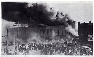 The Destruction of Greenwood