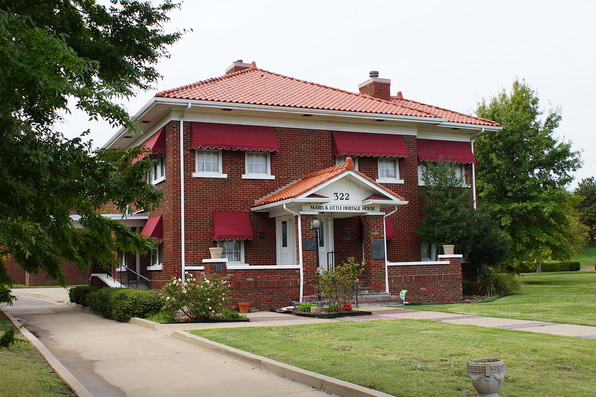 Mabel B. Little Heritage House.