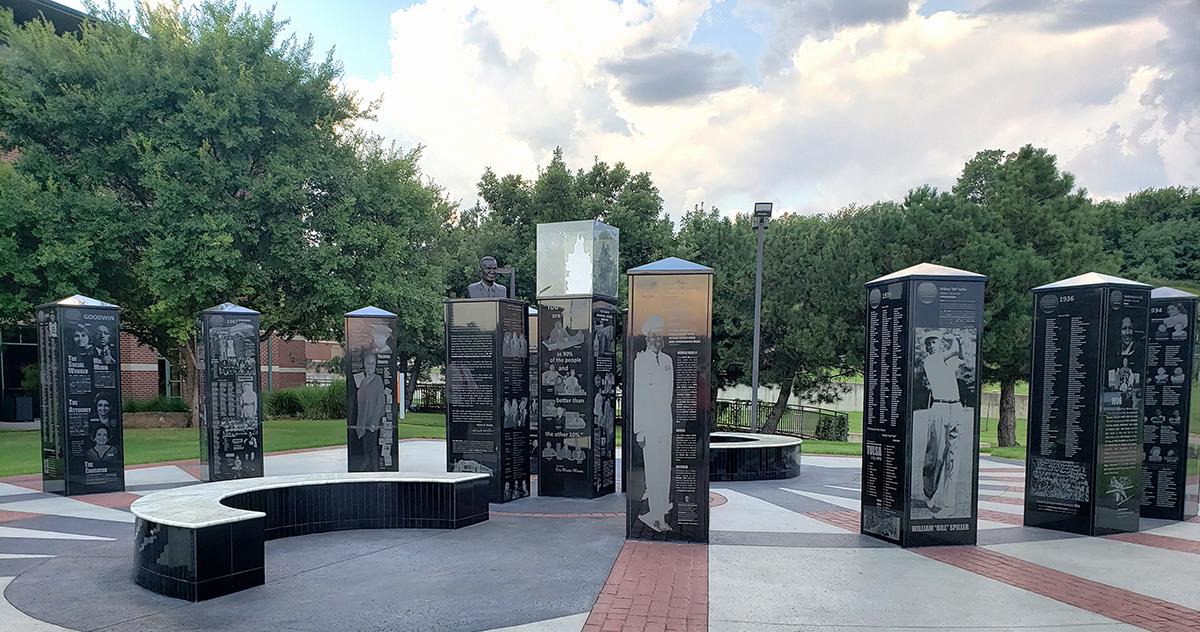Ellis Walker Woods Memorial