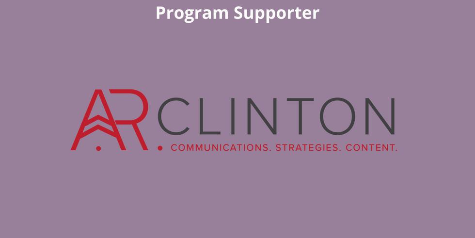 A.R. Clinton: Communication. Strategy. Content.