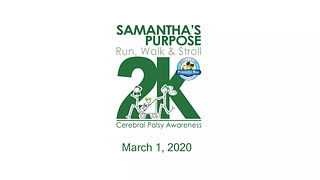 2020 Run Walk & Stroll 2K for CP Awareness