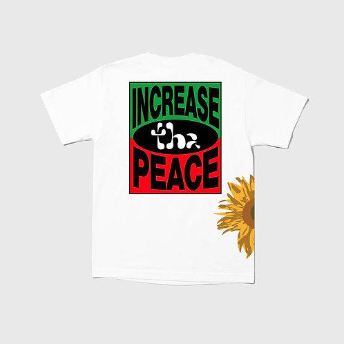 Increase Da Peace Tee
