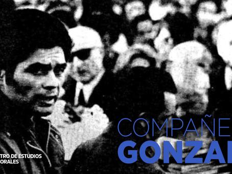 "PRESENTAN ""COMPAÑERO"" GONZALO"