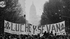 24 DE MARZO | A 45 años del golpe genocida