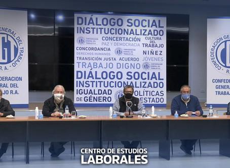 La Economía Popular y la CGT unidos por un proyecto de producción y trabajo