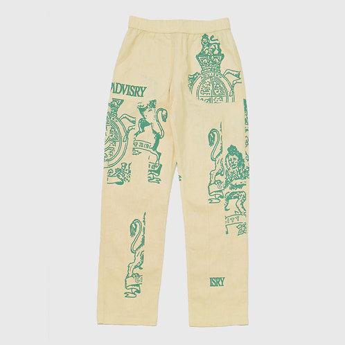 Crest Pants Creme