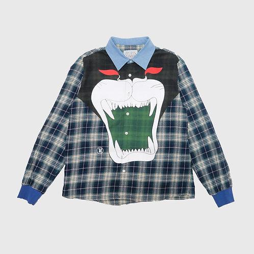 Panther Plaid Shirt