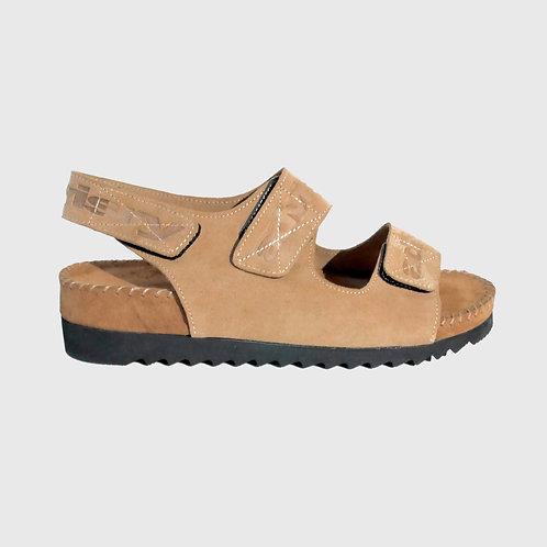 Leather Village Sandals Natural