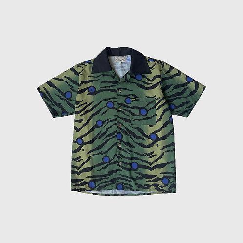Tiger Dot Shirt (Green)