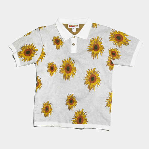 Sunflower Polo (Oatmeal)