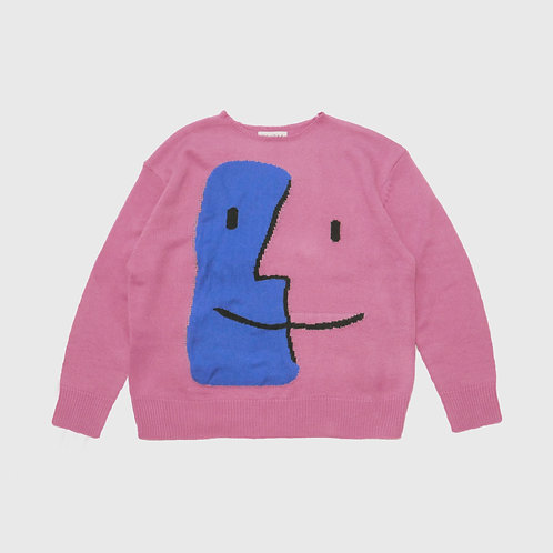 Finder Sweater Pink