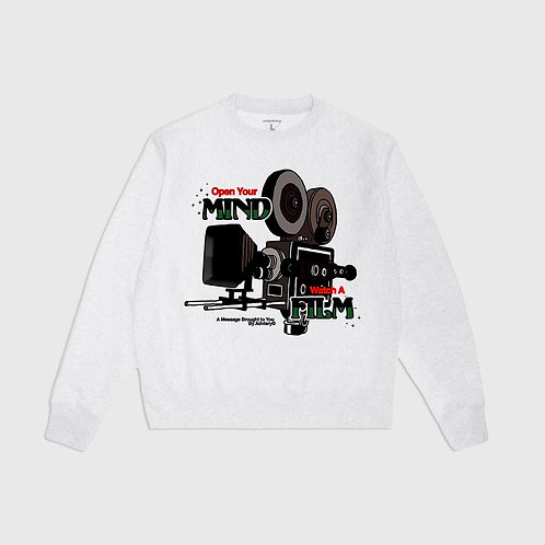Watch a Film Sweater