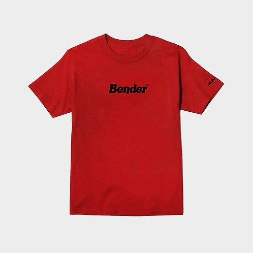 Bender Tee (Red)