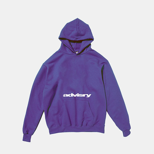 Logo Hoodie (Purple)