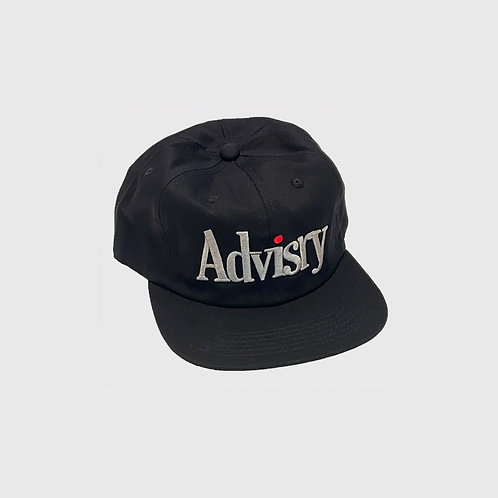 Dot Logo Cap Black