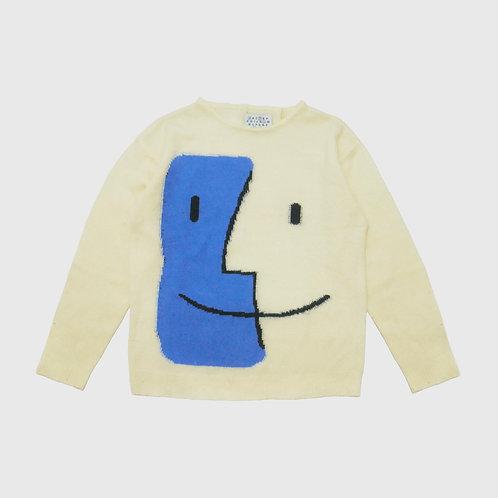Finder Sweater Creme