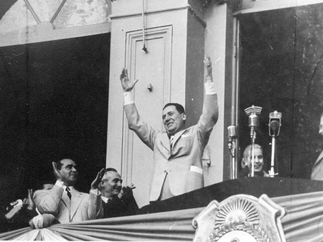 LA MAS MARAVILLOSA MÚSICA | A 47 años del paso a la inmortalidad del General Perón