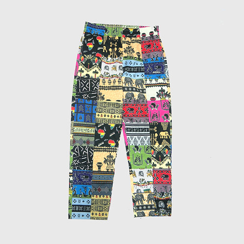 Motherland Patchwork Pants