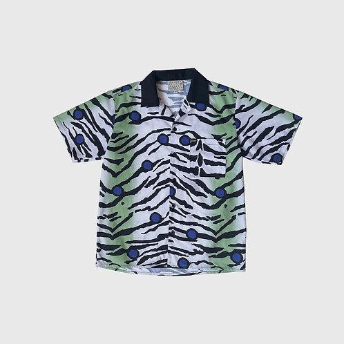 Tiger Dot Shirt (Light Grey)