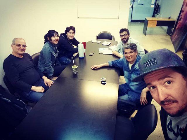 Reunion de la Secretaría de Prensa del C