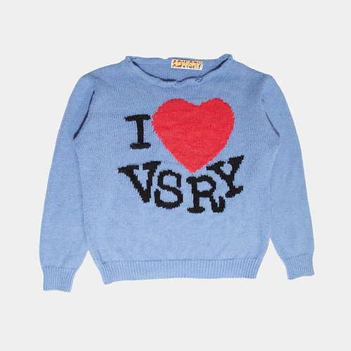 <3 VSRY Sweater (Blue)