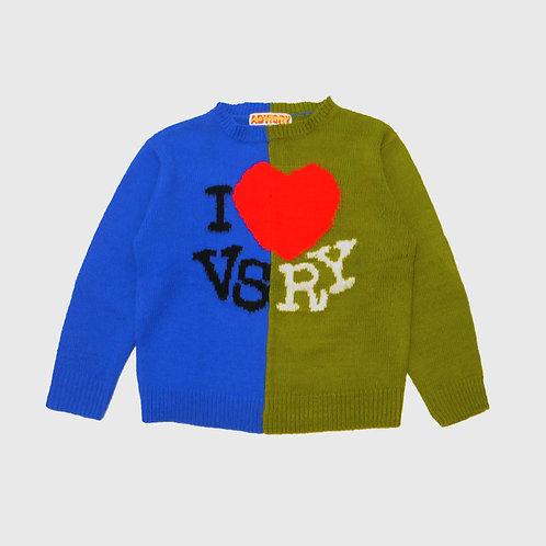 Split <3 Sweater