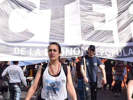 """LEGALIZACIÓN YA DE LA FERIA """"EL ADOQUIN"""" (CTEP)"""