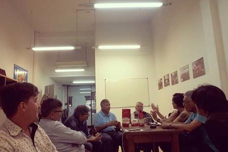 Reunión de ámbito del Centro de Estudios