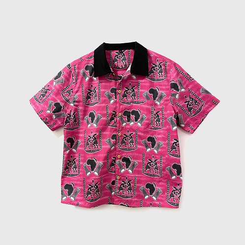Motherland Button Shirt