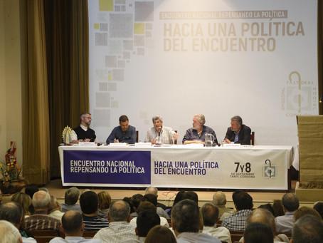 Trabajadores, iglesia e intelectuales hacia una política del Encuentro