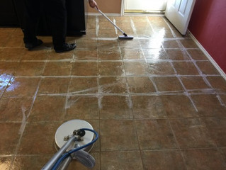 Got grout? We clean tile and grout, too!