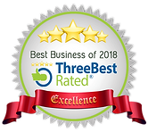 Best Busness of 2018 ThreeBest Rated
