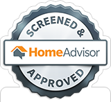 Home Advisor Approved logo