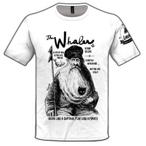 Men's t-shirt - whaler