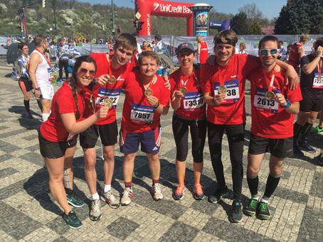 Prague 1/2 marathon