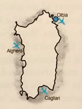 Sardegna airports