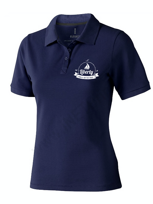 Woman polo t-shirt