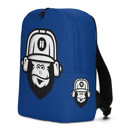 Gorilla Blue Backpack