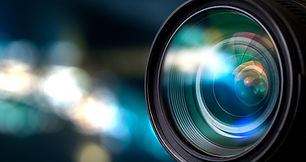 Camera lens with lense reflections..jpg