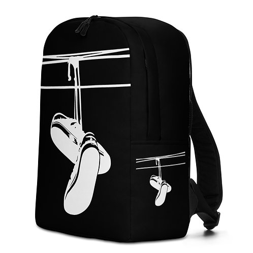 Dope Black Backpack