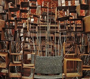 Library chair