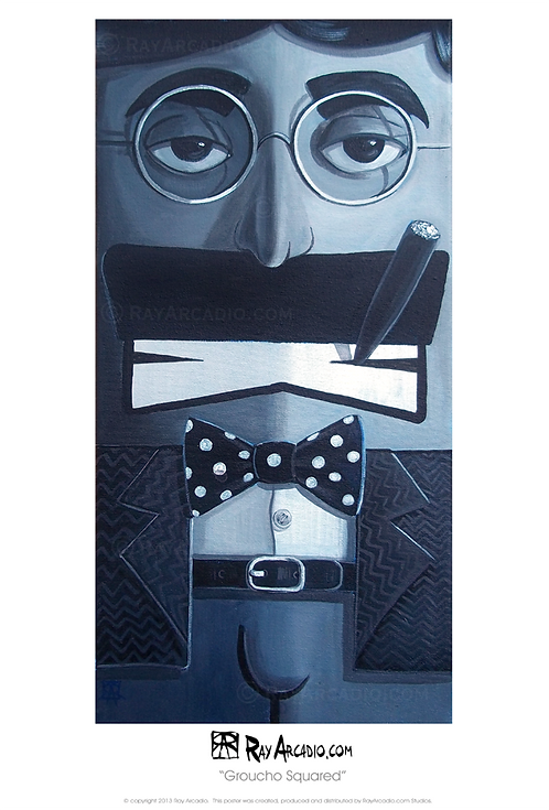 Squared Groucho