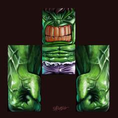 Squared Hulk