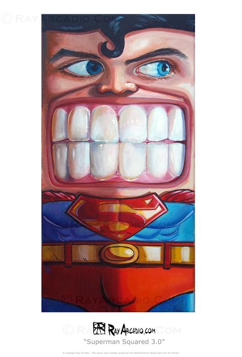 Squared Superman