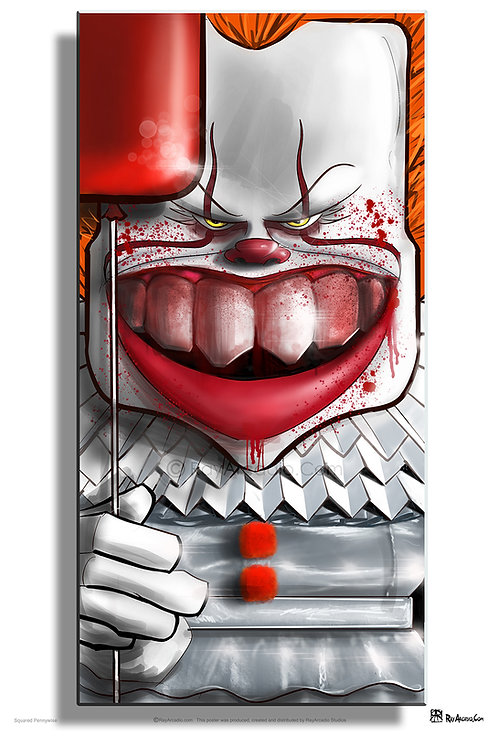 Squared Pennywise