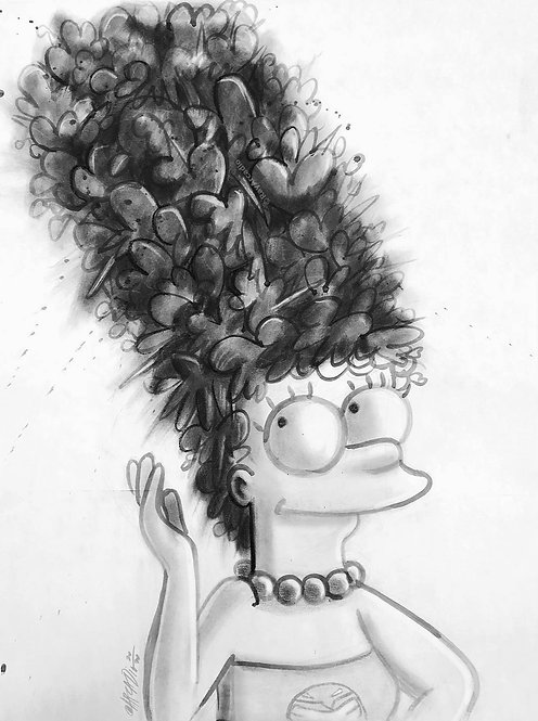Curly Marge
